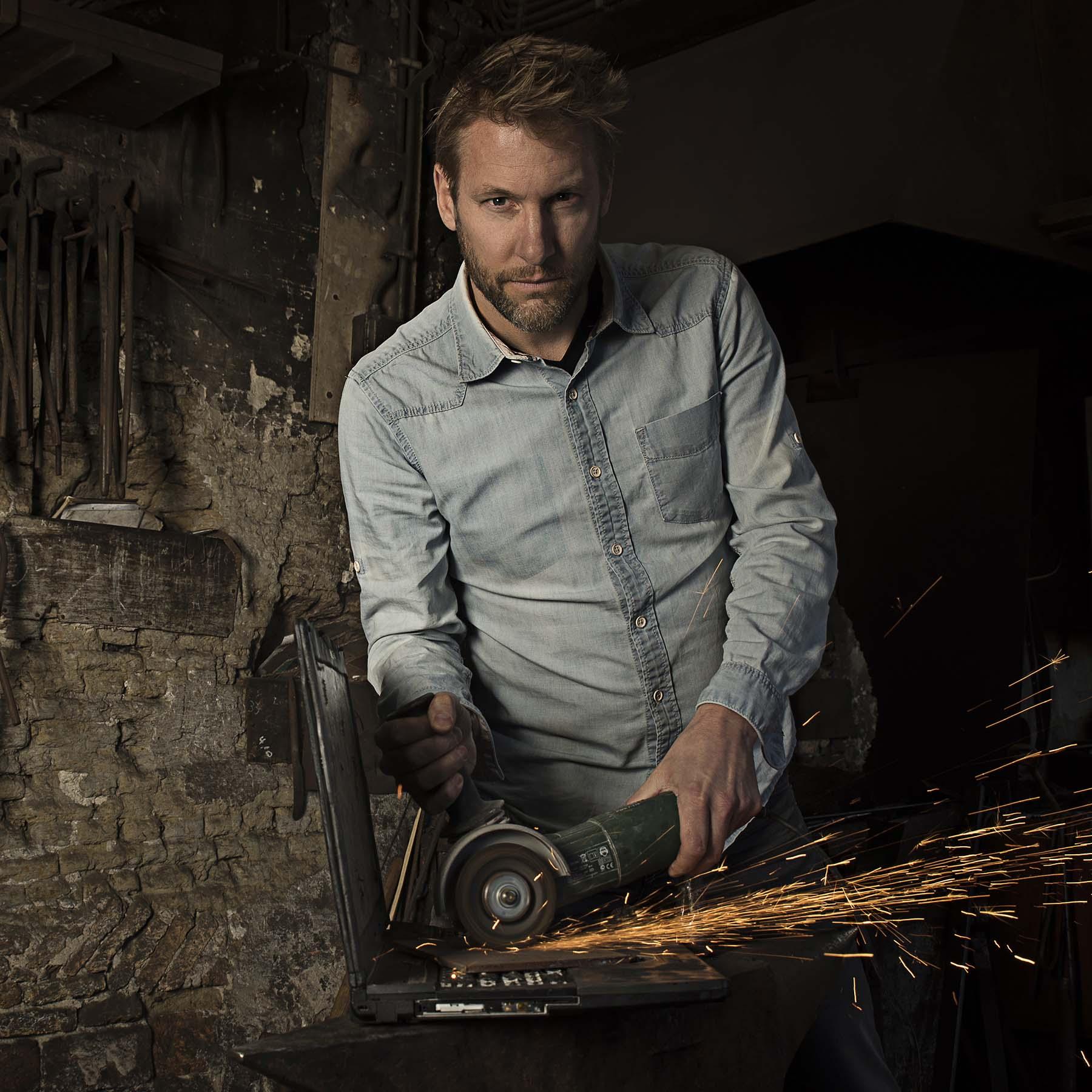 Jeroen Schoenmaker brandrs Team